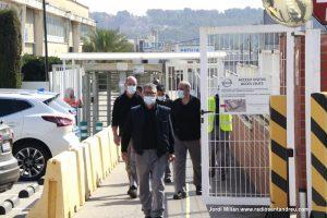 Mobilitzacií NISSAN  Sant Andreu Barca març 2021 - 04