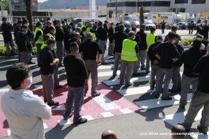 Mobilització NISSAN  Sant Andreu Barca març 2021 - 06