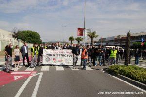 Mobilització NISSAN  Sant Andreu Barca març 2021 - 09
