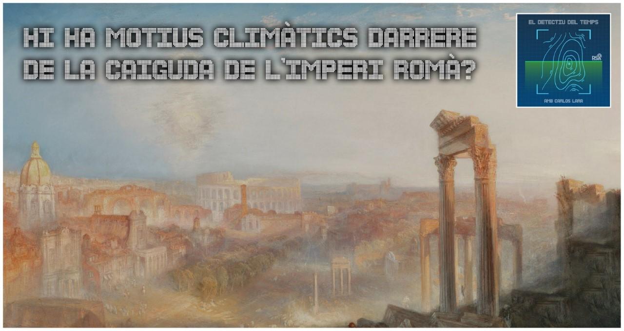 el detectiu temps - imperi romà