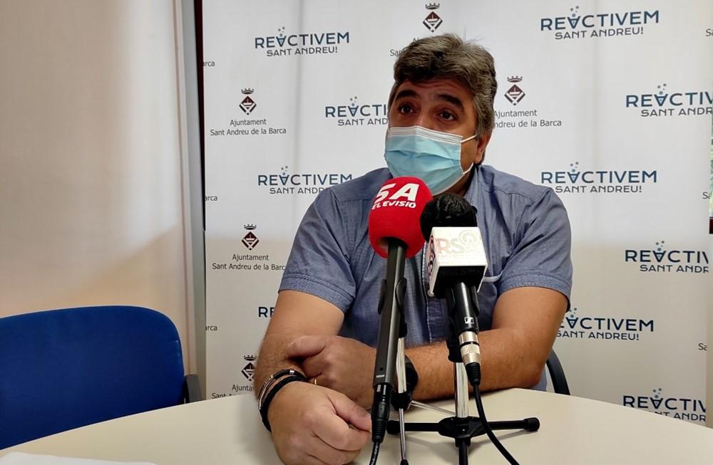 Juan Alfaro regidor Medi Ambient