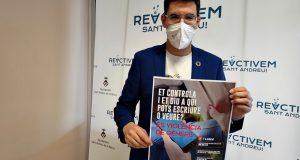 Ruben Castro Campanya contra violencia masclista