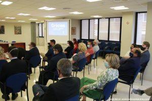 Lliurament Medalla Ciutat a professionals CAP I CUAP 09