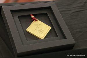Lliurament Medalla Ciutat a professionals CAP I CUAP 11