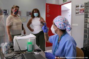 Marató vacunació Covid19 a SAB - 20
