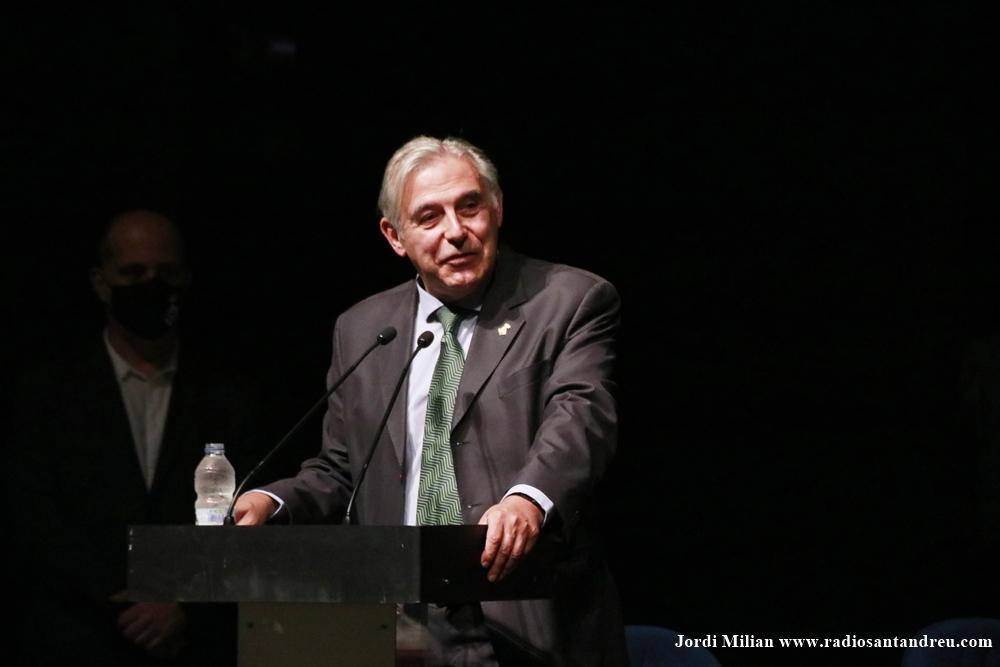 PLE INVESTIDURA ANA ALBA - Enric Llorca discurs 01