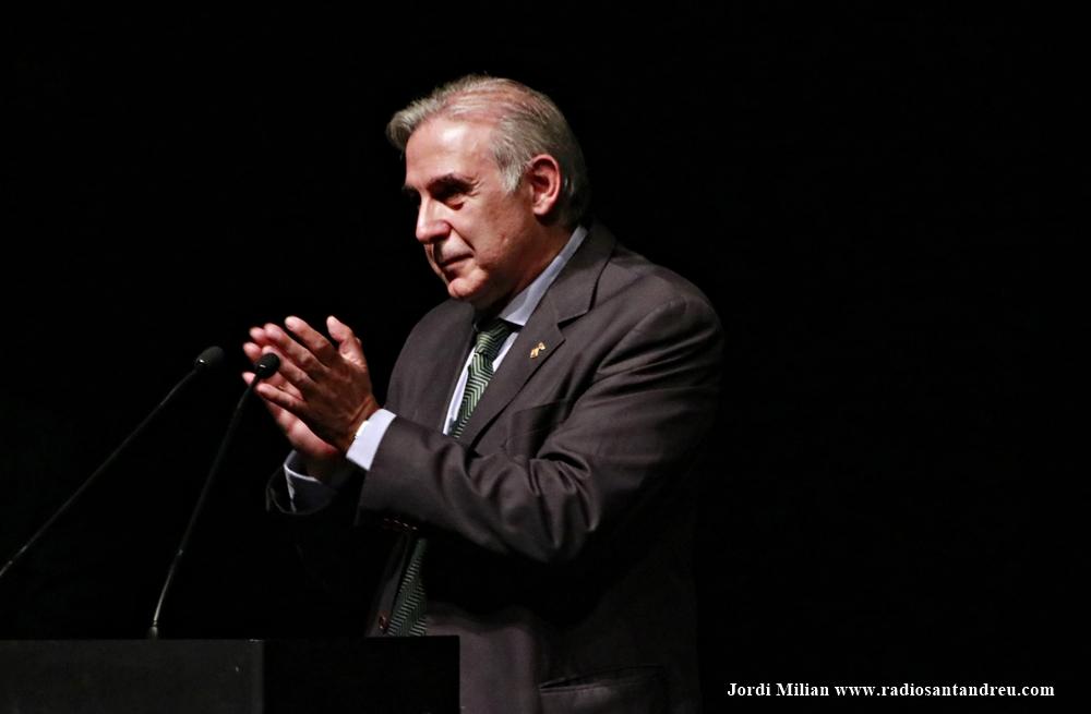 PLE INVESTIDURA ANA ALBA - Enric Llorca discurs 02