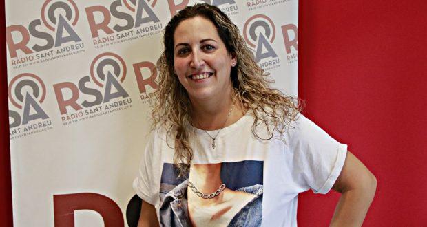 Anna Guerrero Ràdio Sant Andreu
