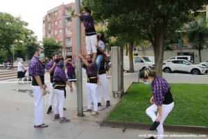 FESTA MAJOR 2021 - Castellers de l'Adroc 04