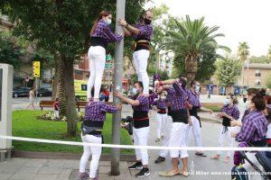 FESTA MAJOR 2021 - Castellers de l'Adroc 07