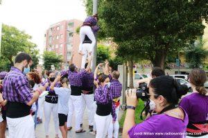 FESTA MAJOR 2021 - Castellers de l'Adroc 09