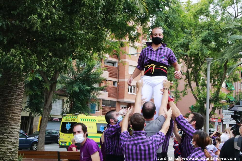 FESTA MAJOR 2021 - Castellers de l'Adroc 14