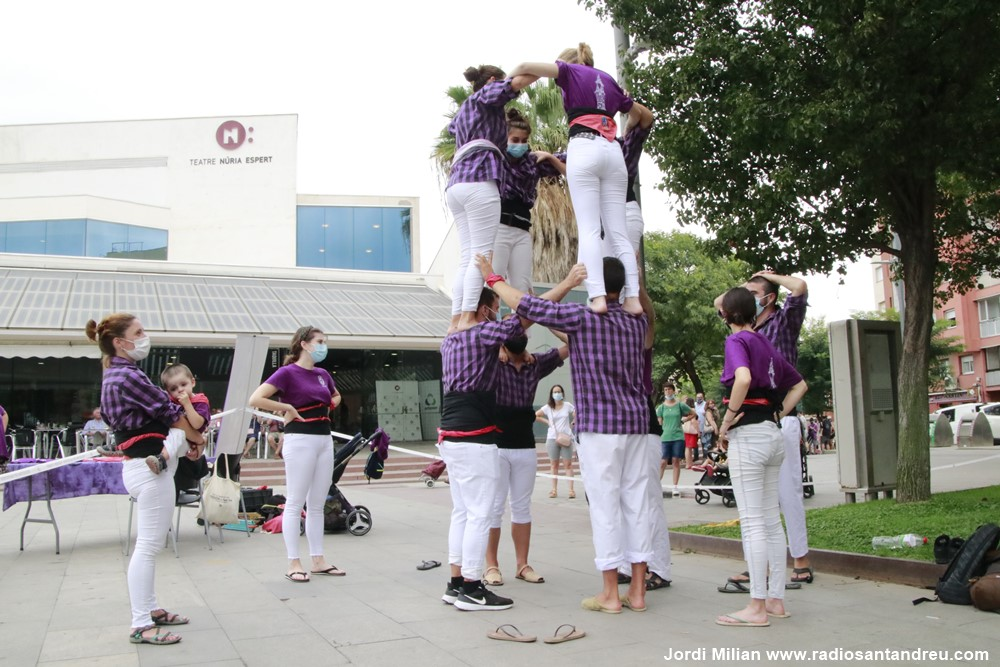 FESTA MAJOR 2021 - Castellers de l'Adroc 15