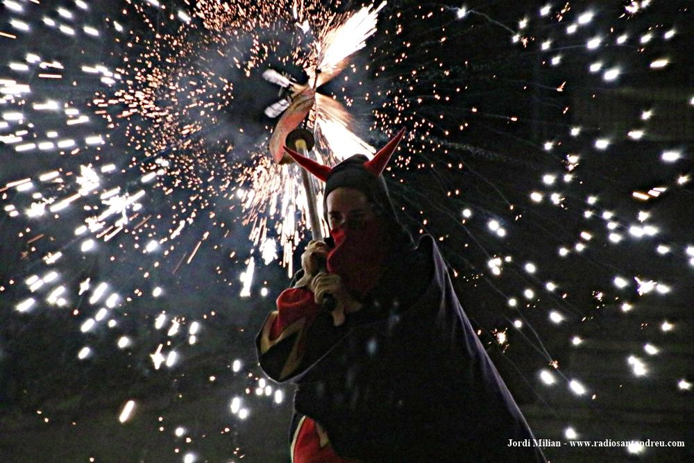 FESTA MAJOR 2021- Espectacle Diables SAB 01