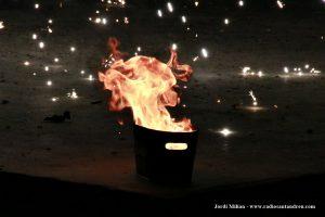 FESTA MAJOR 2021- Espectacle Diables SAB 03