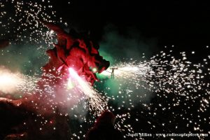 FESTA MAJOR 2021- Espectacle Diables SAB 04