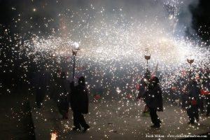 FESTA MAJOR 2021- Espectacle Diables SAB 09