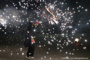 FESTA MAJOR 2021- Espectacle Diables SAB 10