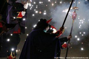 FESTA MAJOR 2021- Espectacle Diables SAB 11