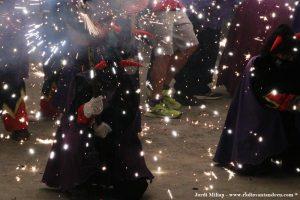 FESTA MAJOR 2021- Espectacle Diables SAB 12