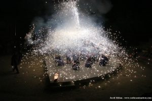FESTA MAJOR 2021- Espectacle Diables SAB 13