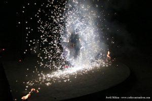 FESTA MAJOR 2021- Espectacle Diables SAB 16