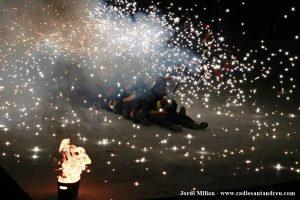 FESTA MAJOR 2021- Espectacle Diables SAB 18