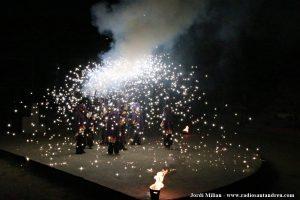 FESTA MAJOR 2021- Espectacle Diables SAB 19