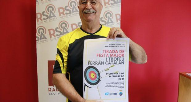 Ferran Catalán Club Tir amb Arc SAB