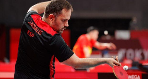 Jordi Moarles tennis taula
