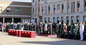 Acte ceebració patrona Guardia Civil Sant Andreu 00