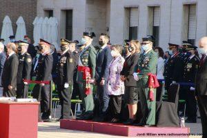 Acte ceebració patrona Guardia Civil Sant Andreu 05