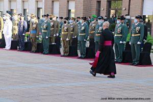 Acte ceebració patrona Guardia Civil Sant Andreu 06