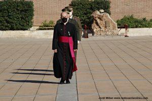 Acte ceebració patrona Guardia Civil Sant Andreu 07