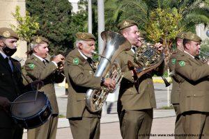 Acte ceebració patrona Guardia Civil Sant Andreu 09