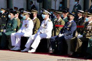 Acte ceebració patrona Guardia Civil Sant Andreu 12