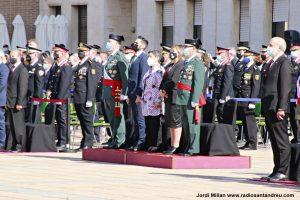Acte ceebració patrona Guardia Civil Sant Andreu 17