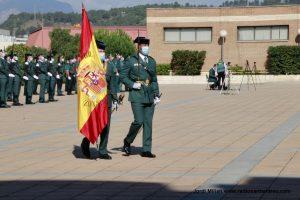 Acte ceebració patrona Guardia Civil Sant Andreu 18