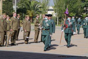 Acte ceebració patrona Guardia Civil Sant Andreu 19