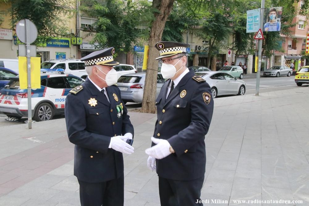 Celebració patró Policia Local 2021- 04