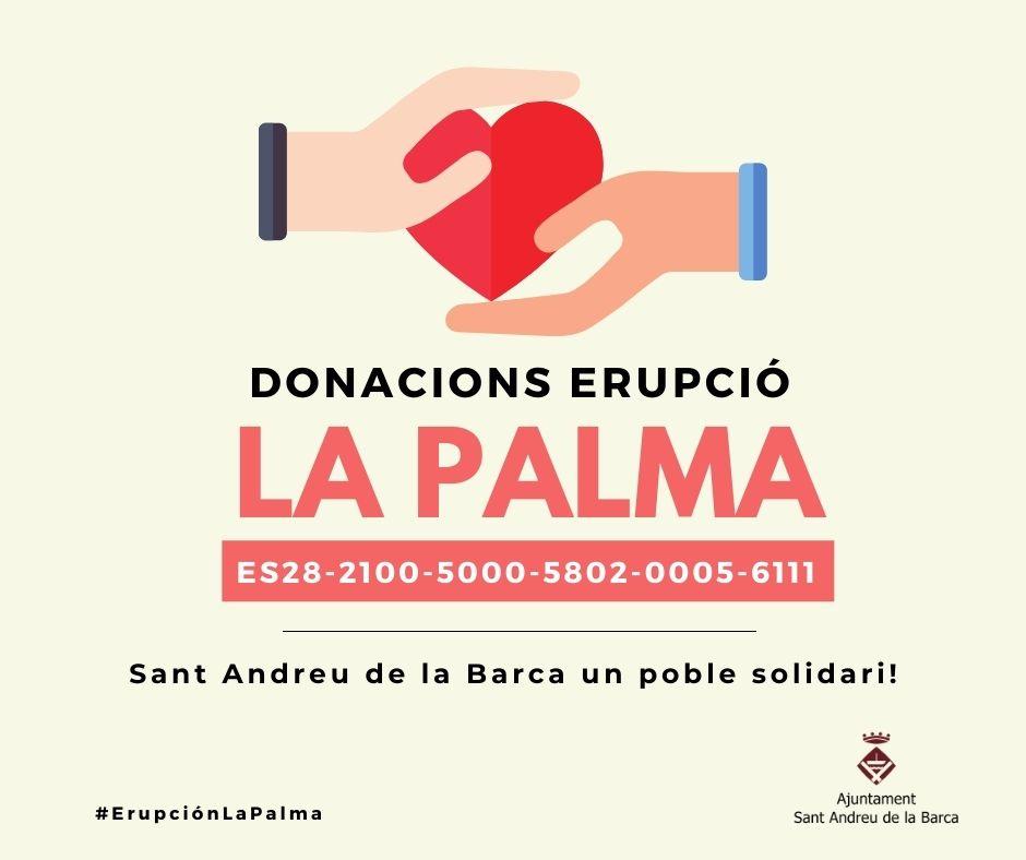 FB donacions la palma
